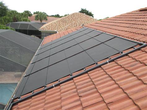 solar heating drapes solar pool heater installation in bonita springs fl