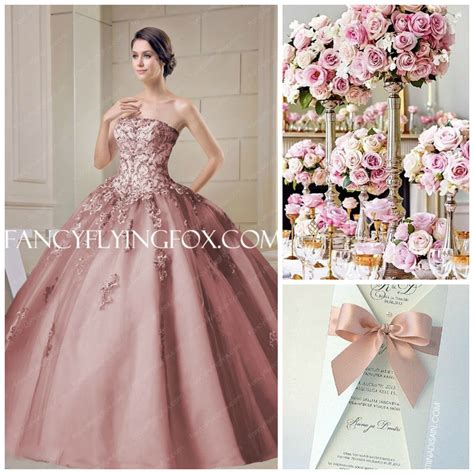 rose themed quince quince theme decorations quinceanera ideas dusty rose