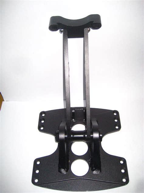 Platine V Brake Black Mountain   Centsix Snowscoot & VTT