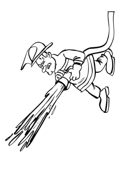 firefighter coloring pages fire truck grig3 org