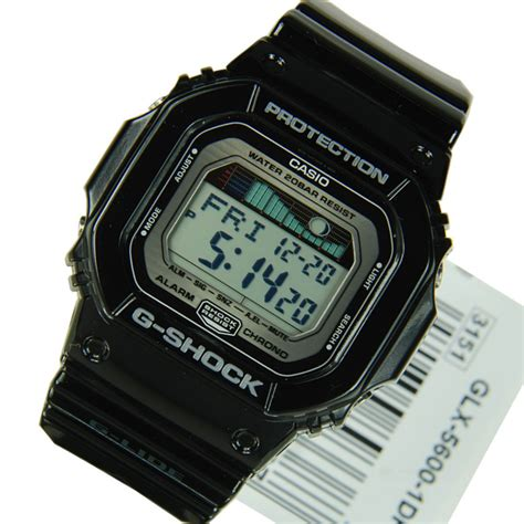Casio G Shock Glx glx 5600 casio g shock g lide tidemoon data