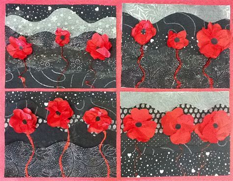 artisan des arts quick post grade 5 6 poppies