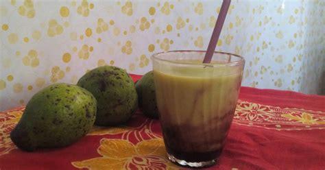 Mondtoc Maknya Almond Milk Rasa Melon daging buah alpukat 13 resep cookpad