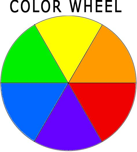 basic color wheel template basic color wheel template 28 images no corner suns