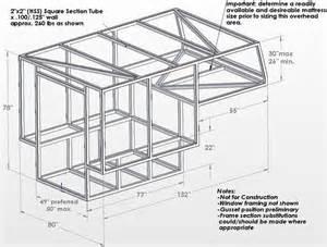 diy hard floor camper trailer plans 25 best ideas about camper shells on pinterest are