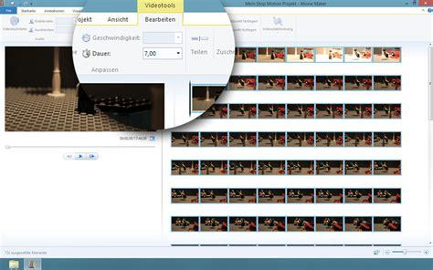 tutorial windows movie maker stop motion bilder zu einem film zusammenf 252 gen schritt f 252 r schritt