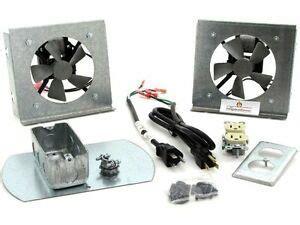 heatilator fireplace replacement parts heatilator fan replacement parts ebay