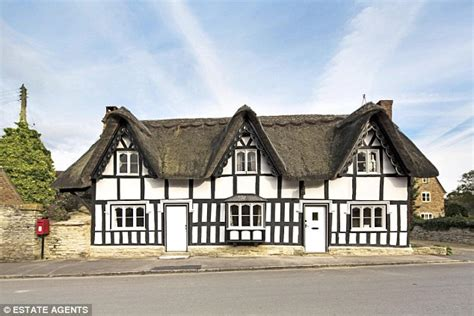 tudor houses wolf hall set to spark demand for tudor homes like these