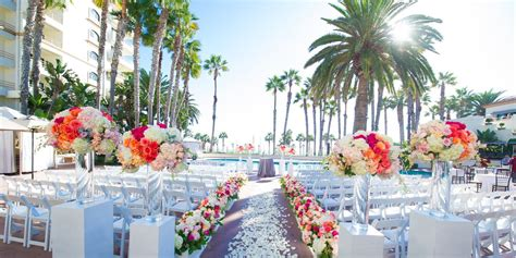 wedding venues in southern california 2000 the waterfront resort a hotel weddings