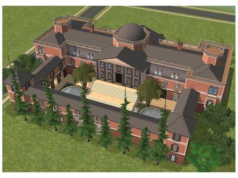 Sims House Ideas Sims 2 Luxury Mansion By Ramborocky On Deviantart