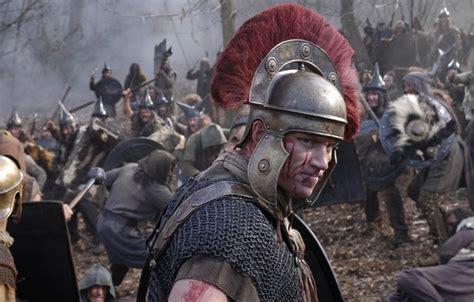 wallpaper tv series battle hbo centurion lucius vorenus