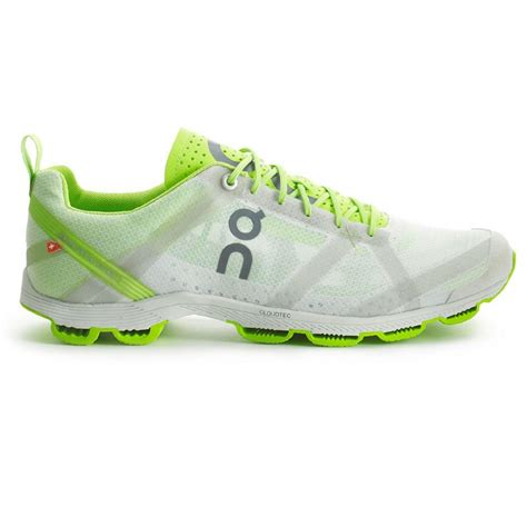 running racing shoes on cloudracer