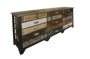 mobilier de style vintage mobilier de recup de francisco