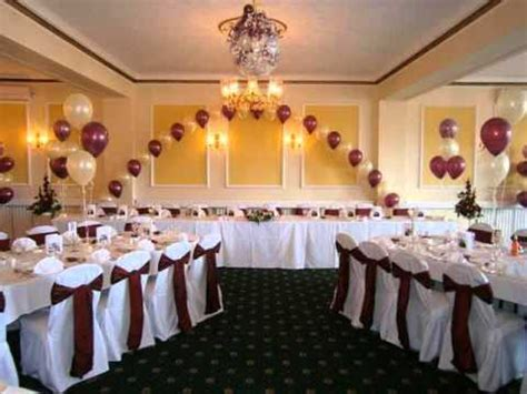 wedding banquet hall decorations picture ideas  stage