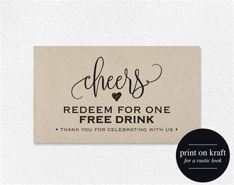 free drink ticket template gse bookbinder co