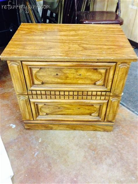 Garage Sale Furniture by Garage Sale Table Makeover How To Paint Furniture