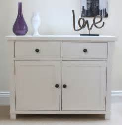 new solid white painted furniture small sideboard