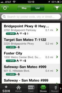 Send Starbucks Gift Card Via Facebook - starbucks complicates iphone app pete s guide to innovation