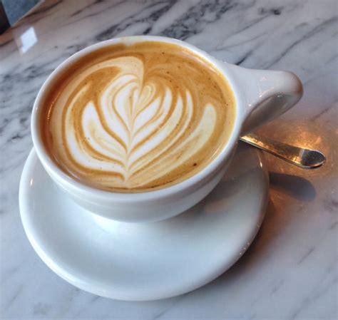 cafe latte cafe latte capuccino apricot scone lemonade ham
