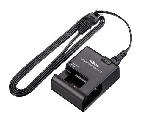 Charger Nikon Mh 25 For Battery Nikon En El15 nikon d750 battery charger mh 25 for en el15 battery nikon d750 fx frame digital