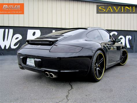 Porsche 996 Felgen by 996 Savini Wheels