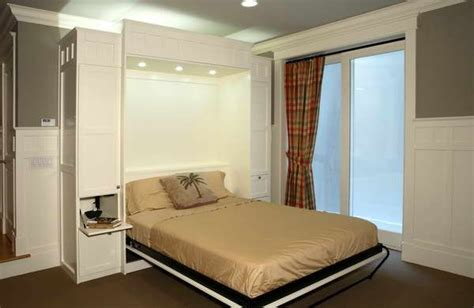 ikea murphy bed maximize small bedrooms
