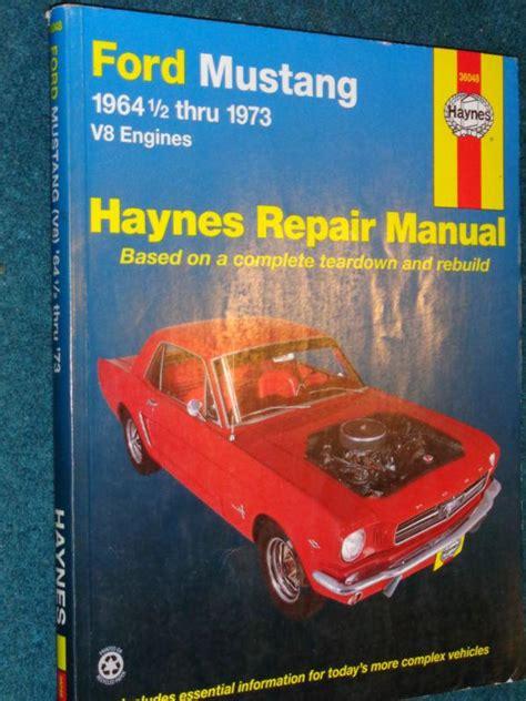 automotive repair manual 1972 ford mustang head up display sell 1964 1 2 1973 ford mustang shop manual1972 1971 1970 1969 1968 1967 1966 book motorcycle