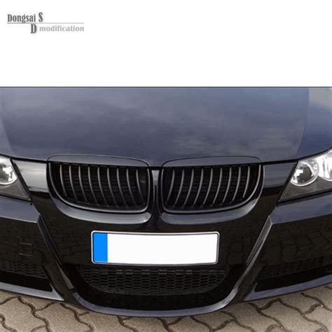 bmw grill e90 m3 look kidney black grill replacement for bmw 3