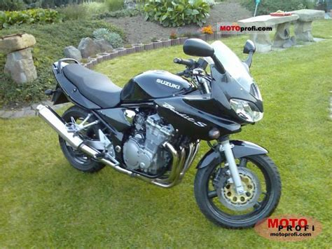 Suzuki 600 Bandit Specs Suzuki Gsf 600 S Bandit 2001 Specs And Photos