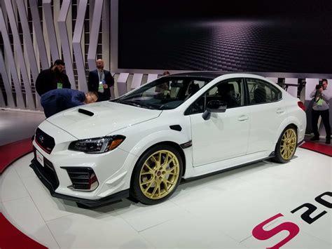 2020 Subaru Sti News by Subaru Sti 2020 News Rating Review And Price Car Review