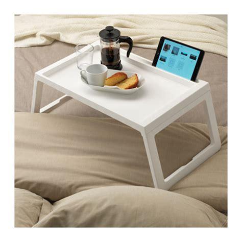ikea bed table tray klipsk bed tray white ikea