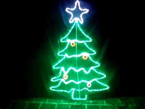 blinking christmas tree lights led flashing christmas tree light motif by quot christmas