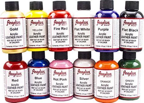 angelus paint dubai angelus 4oz acrylic paint 12pk buy in uae