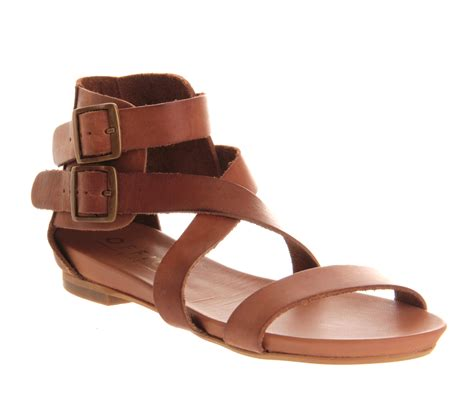 leather sandals womens office independent leather sandals ebay