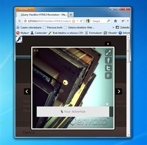 imagenes de html 5 jquery viewbox html5 revolution media browser by lukasz