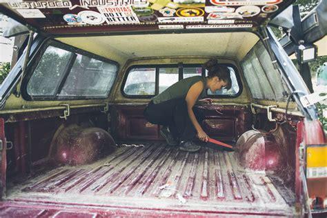 truck bed sleeping platform desk to glory drawers and sleeping platform build desk to glory