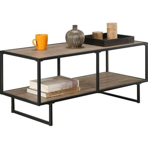 Sonoma Coffee Table 1 Shelf Tv Stand Coffee Table In Sonoma Oak 1745096pcom