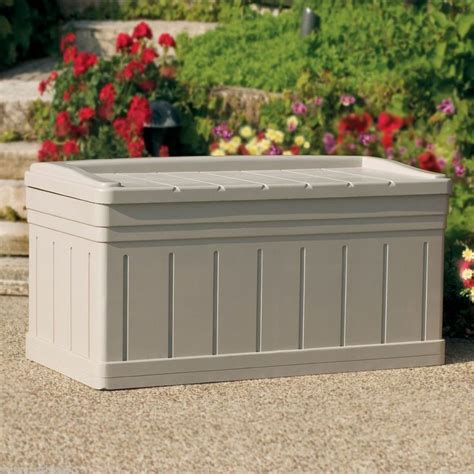deck box storage bench 126 best images about deck storage boxes on pinterest