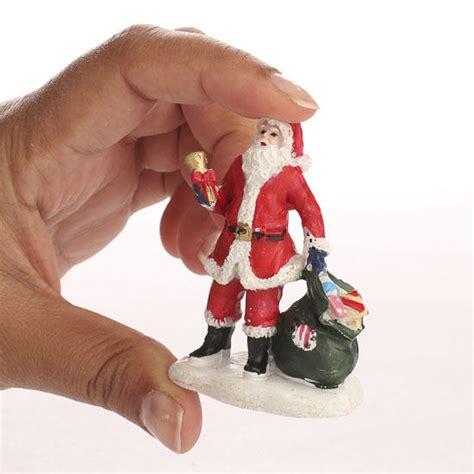 Minil Santaklaus miniature santa claus miniatures