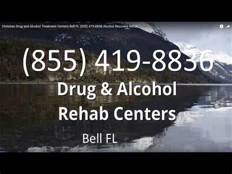 Christian Detox Florida by Christian And Treatment Centers Bell Fl 855