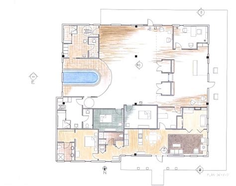 day spa floor plan layout day spa on behance