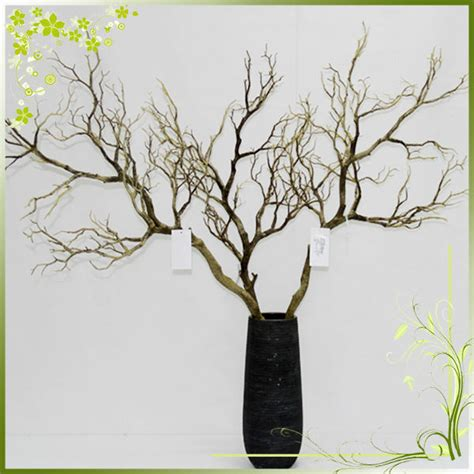 artificial dry tree branches for indoor decoration and