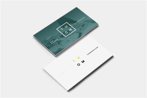 3 Realistic Business Cards Mockup Templates by 6 Realistic Free Business Card Mockups