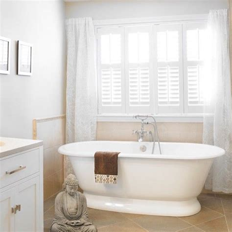 windows in bathrooms regulations 7 different bathroom window treatments you might not have