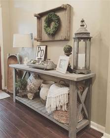 Table For Hallway Entrance 25 Best Ideas About Sofa Tables On Diy Sofa Table Hallway Tables And Country