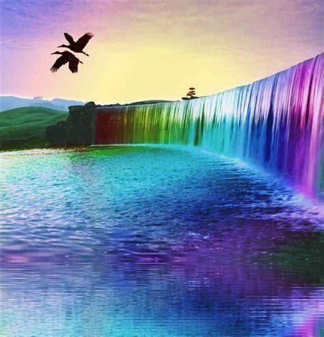 imagenes fotos paisajes y mas para fondos y diapositivas desgarga gratis los mejores gifs animados de cascadas