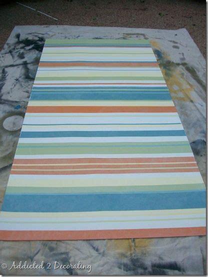 How To Make A Floor Cloth by Vinyl Floor Cloth Floor Cloths
