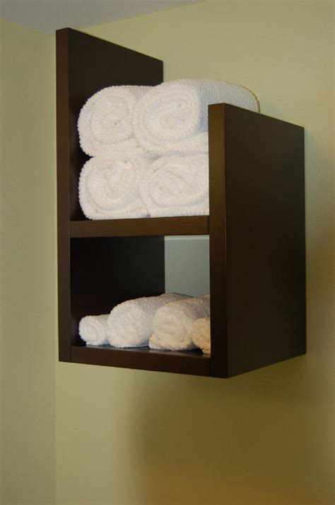 bathroom cubbies towel cubby but built into the wall bathroom