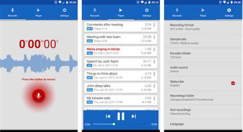 format video paling jernih 5 aplikasi perekam suara android terbaik dan paling jernih