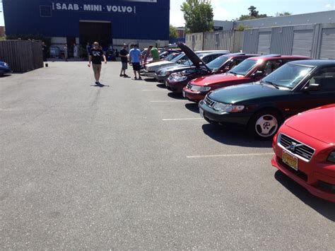 swedish car day  scandinavian imports